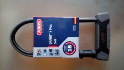 Fahrrad Bügelschloss Abus Granit X-Plus 540 - Level 15