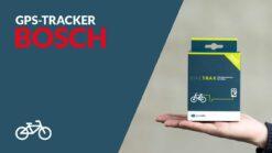 GPS Tracker Bosch - PowUnity BikeTrax GPS Tracker für Ebikes & Co.