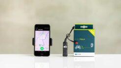 GPS Tracker für Ebikes und Co. von PowUnity
