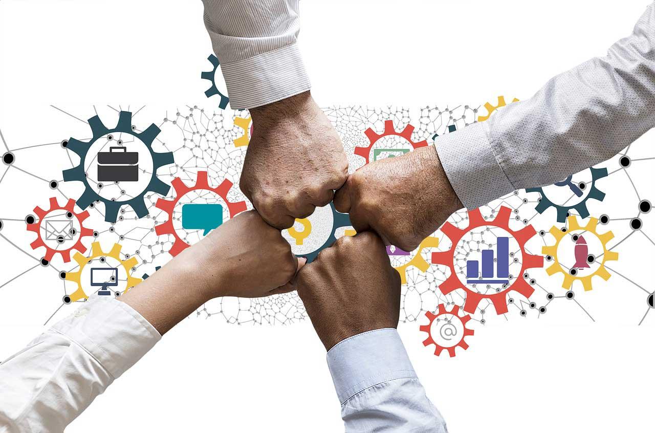 Akzeptanzpartner und Händlernetz