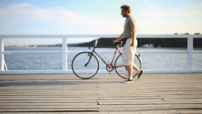 Seit Corona ist das Fahrrad beliebt wie nie
