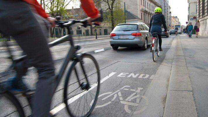 Verkehrswende durch Pandemie - Radverkehr wächst enorm an
