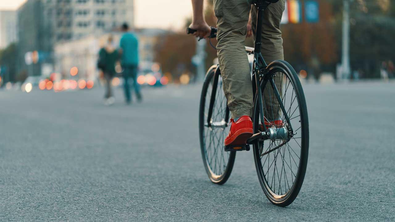 Fahrradkennzeichen gegen Anarchie im Straßenverkehr