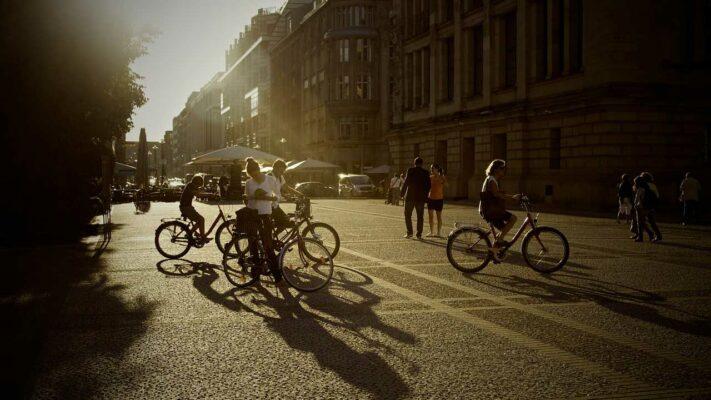 Fahrradkennzeichnung und Fahrradregistrierung