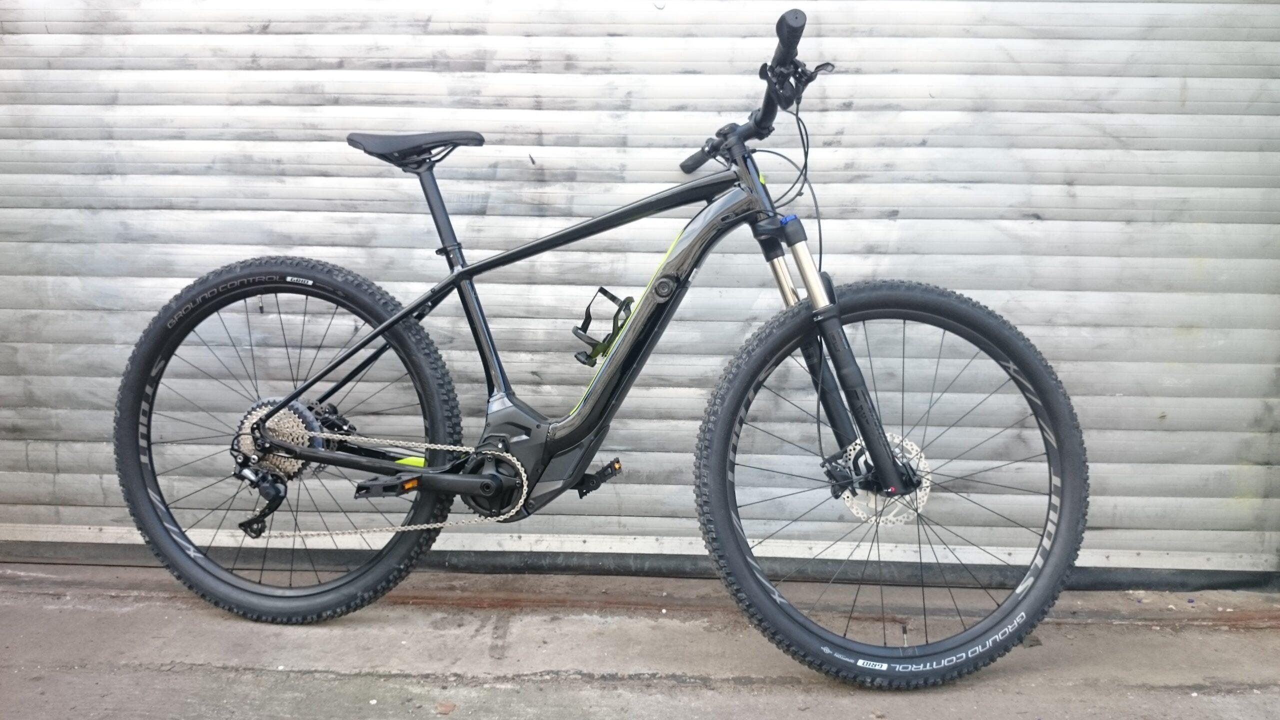 Das richtige Fahrrad Bild zum Fahrradpass hochladen