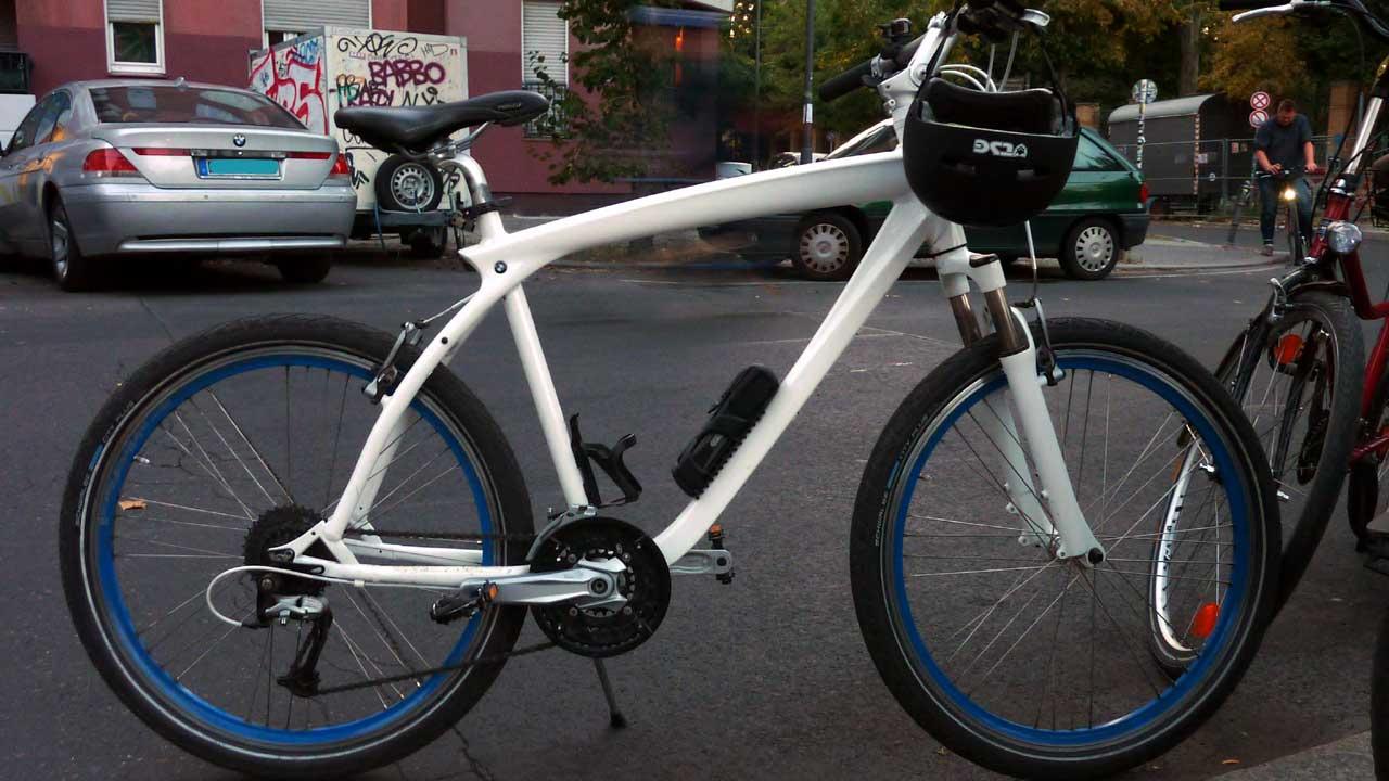 Fahrrad-Foto zum Fahrradpass hochladen - So gehts!
