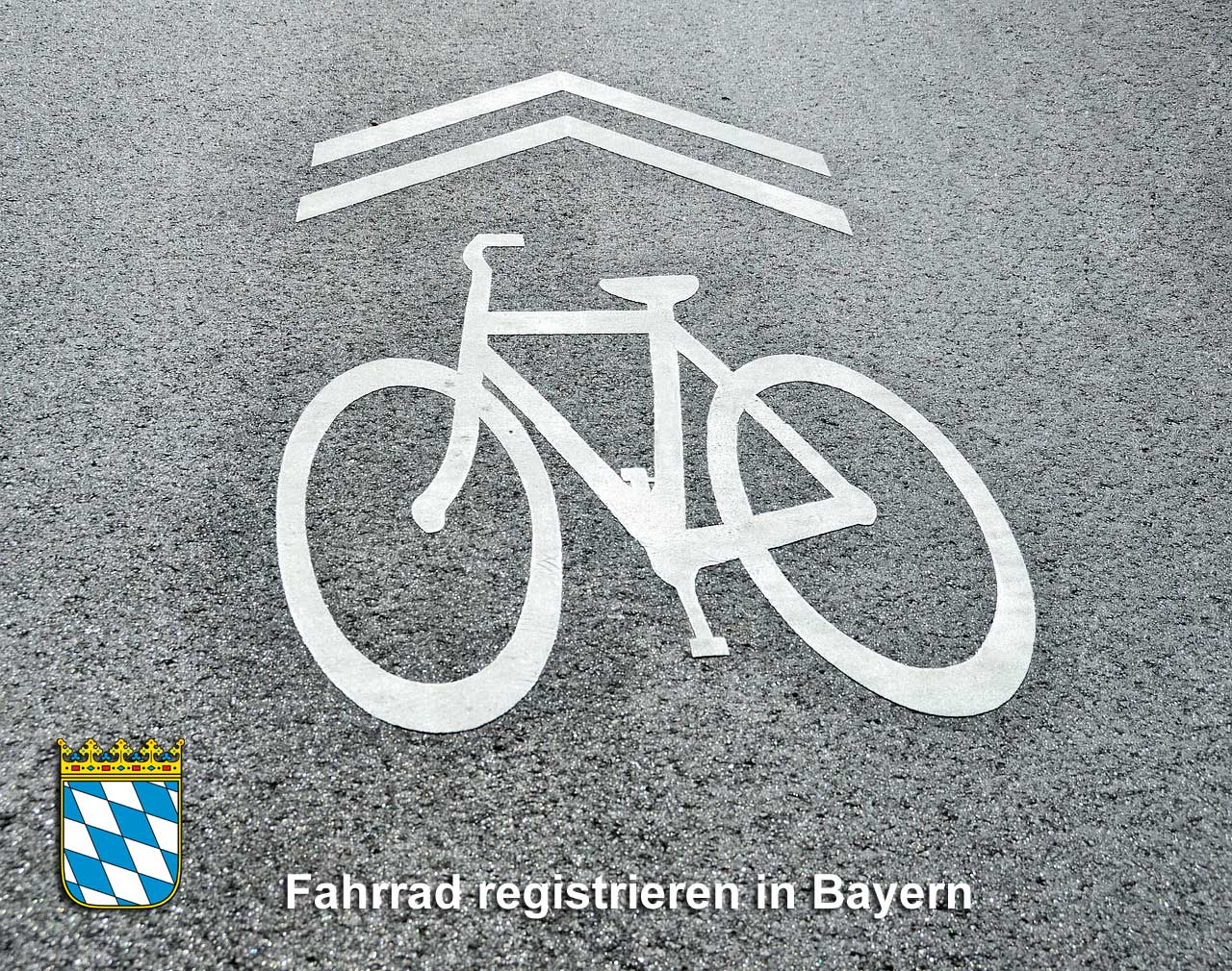 Fahrrad registrieren Bayern - Fahrradpass, Fahrradausweis, Fahrradregister